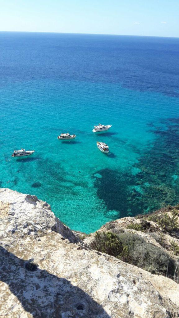 Le barche volanti/FLy Boats Alla Tabaccara, Perla del mare , la prima da sinistra