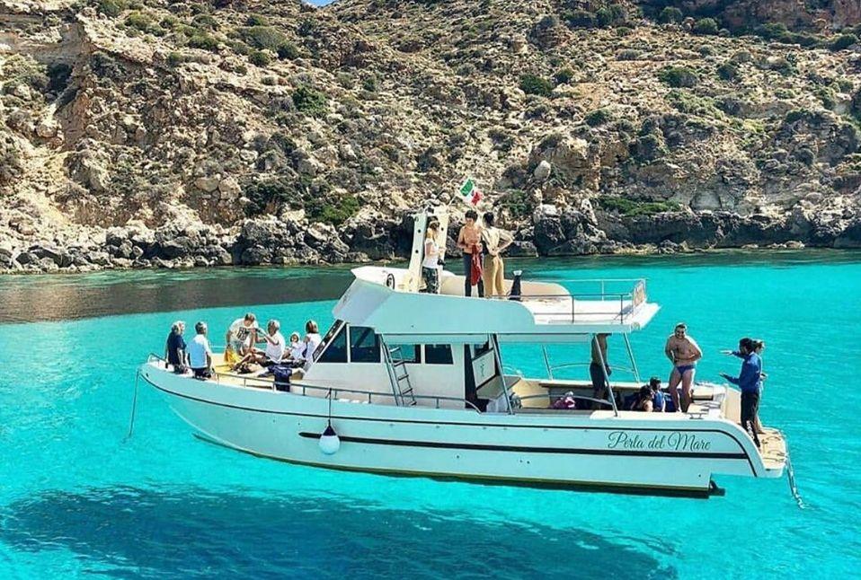 Perla del Mare  Barca volante Flying Boat