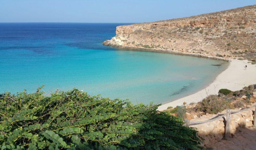 Lampedusa vuole diventare verde