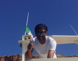 Gita in barca Lampedusa