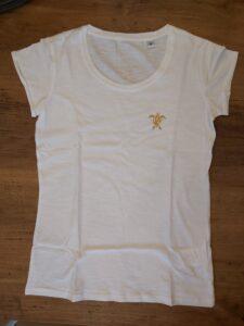 T-Shirt lady Perla del Mare Lato davanti