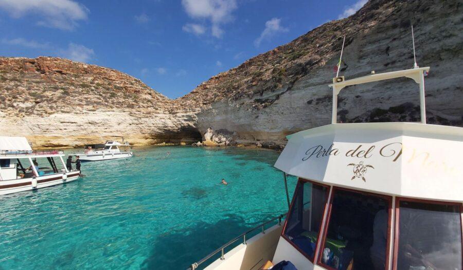 Perla del Mare - Tabaccara Lampedusa