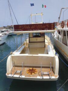 Stagione 2021 GIte in barca Lampedusa